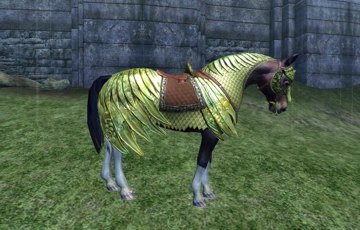 HorseArmorElven