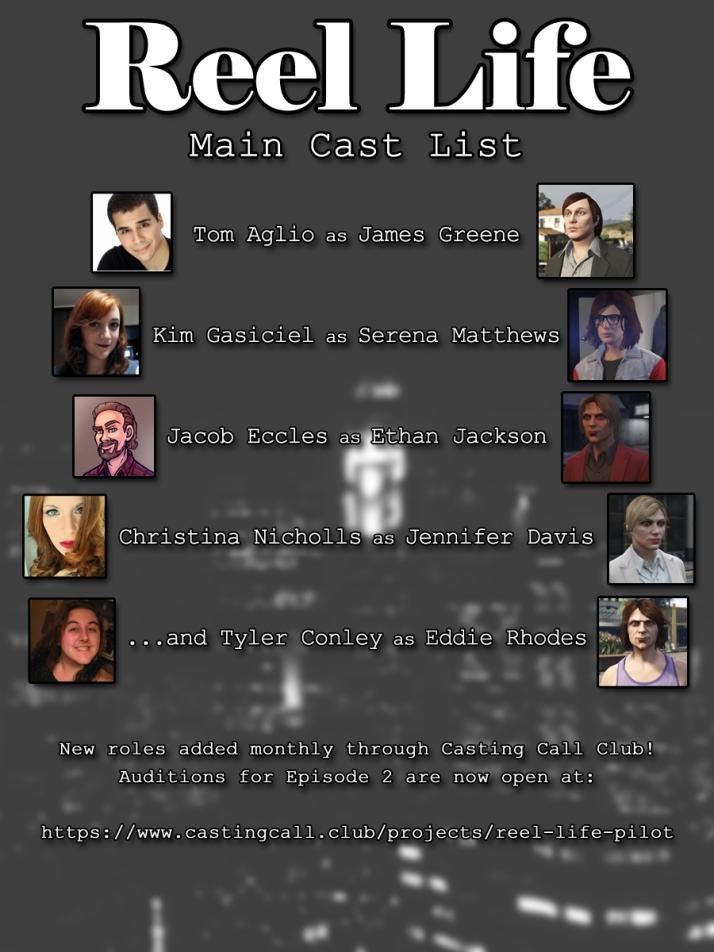 Main Cast Announcement